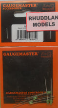 Load image into Gallery viewer, GAUGEMASTER ACCESSORIES GM80 3MM LED GREEN X5 - (PRICE INCLUDES DELIVERY)
