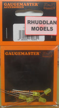 Load image into Gallery viewer, GAUGEMASTER ACCESSORIES GM85 5MM LED YELLOW X5 - (PRICE INCLUDES DELIVERY)
