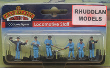 Load image into Gallery viewer, BACHMANN SCENECRAFT 36-047 OO LOCOMOTIVE STAFF - (PRICE INCLUDES DELIVERY)