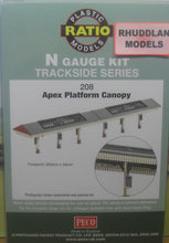 Load image into Gallery viewer, RATIO 208 N GAUGE APEX PLATFORM CANOPY - (PRICE INCLUDES DELIVERY)