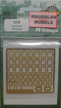 Load image into Gallery viewer, RATIO 310 N GAUGE DOMESTIC WINDOWS - (PRICE INCLUDES DELIVERY)