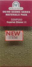 Load image into Gallery viewer, WILLS SSMP200 OO/1:76 COURSE STONE (4) - (PRICE INCLUDES DELIVERY)