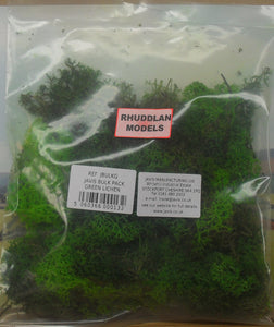 JAVIS REF JBULKG BULK PACK GREEN LICHEN - (PRICE INCLUDES DELIVERY)