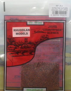 JAVIS REF JXL2 EXTRA FINE AUTUMN GROUND LEAF LITTER - (PRICE INCLUDES DELIVERY)