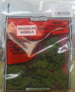 JAVIS REF JHF2 NO.2 MID GREEN HEDGE FOILAGE - (PRICE INCLUDES DELIVERY)