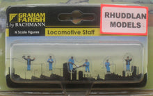 Load image into Gallery viewer, GRAHAM FARISH 379-307 N GAUGE LOCOMOTIVE STAFF - (PRICE INCLUDES DELIVERY)