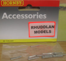 Load image into Gallery viewer, HORNBY R910 OO/1:76 FISHPLATES X12 - (PRICE INCLUDES DELIVERY)