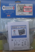 Load image into Gallery viewer, DAPOL C019 OO/1:76 GENERAL STORES - (PRICE INCLUDES DELIVERY)