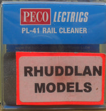 Load image into Gallery viewer, PECO LECTRICS PL-41 RAIL CLEANER - (PRICE INCLUDES DELIVERY)