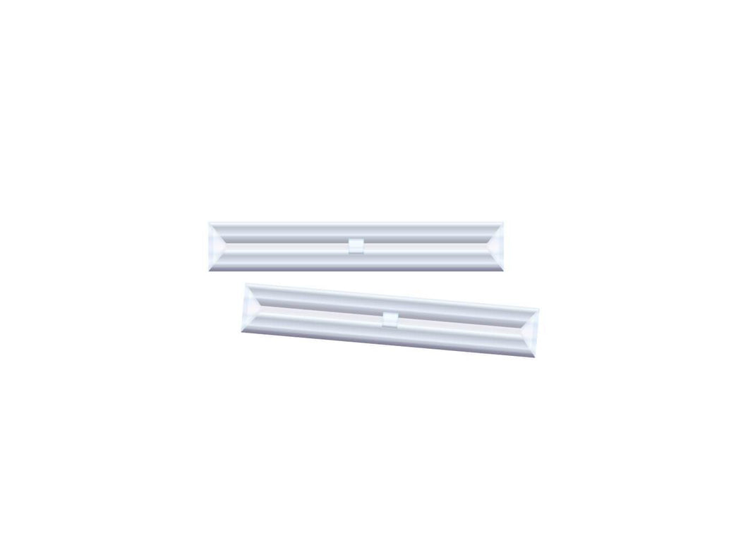 PECO STREAMLINE SL-11 OO/1:76 RAIL JOINERS NYLON INSULATING - (PRICE INCLUDES DELIVERY)