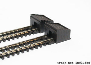 PECO ST-8 N GAUGE BUFFER STOPS (2) - (PRICE INCLUDES DELIVERY)