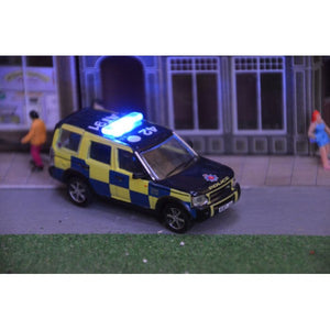 TRAIN-TECH SL-3O SMART LIGHT: EMERGENCY VEHICLE - (PRICE INCLUDES DELIVERY)
