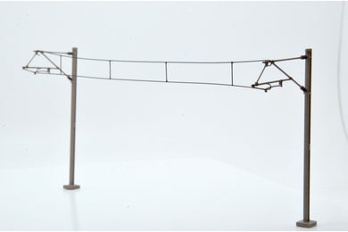 DAPOL OOCAT1 OO/1:76 CATERNARY MASTS-PACK OF 10 - (PRICE INCLUDES DELIVERY)
