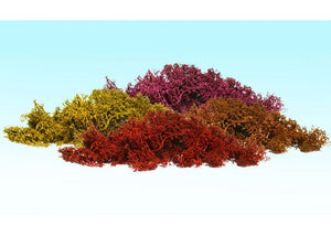 WOODLAND SCENICS LICHEN L165 AUTUMN MIX - (PRICE INCLUDES DELIERY)