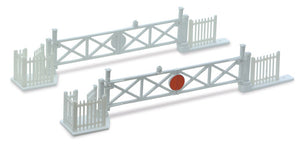PECO LK-50 OO/1:76 LEVEL CROSSING GATES - (PRICE INCLUDES DELIVERY)