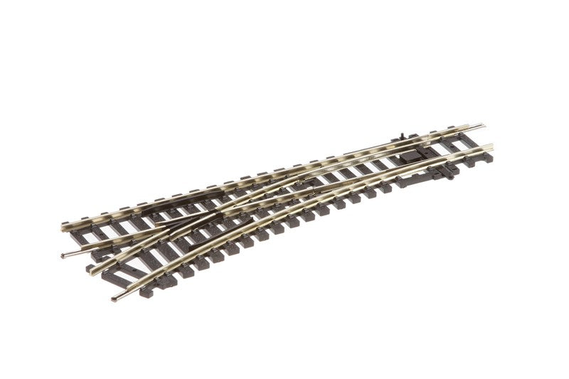HORNBY R8072 OO/1:76 STANDARD LEFT HAND POINT - (PRICE INCLUDES DELIVERY)