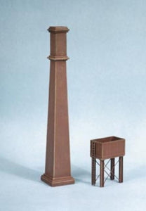 RATIO 314 N GAUGE INDUSTRIAL CHIMNEYS AND FITTINGS - (PRICE INCLUDES DELIVERY)