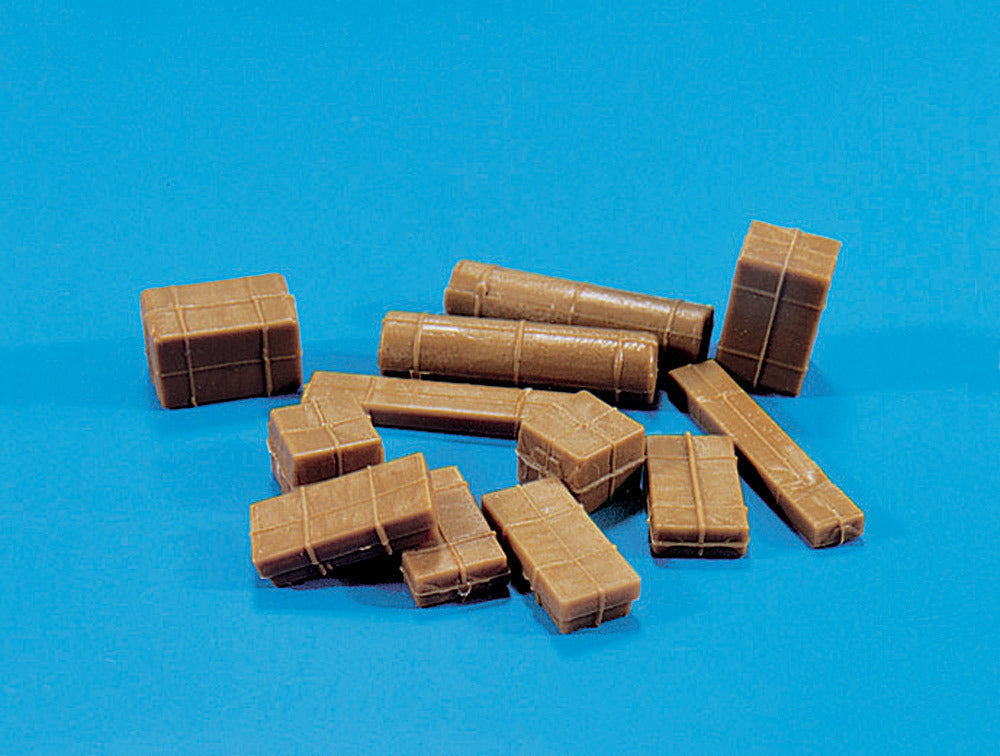 PECO MODEL SCENE 5086 OO/1:76 PARCELS - (PRICE INCLUDES DELIVERY)