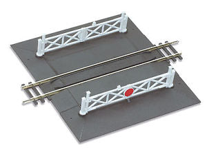 PECO ST-268 OO/1:76 STRAIGHT LEVEL CROSSING UNIT - (PRICE INCLUDES DELIVERY)