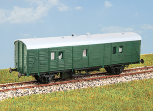 PARKSIDE MODELS PC34 OO/1:76 'BY' UTILITY VAN - (PRICE INCLUDES DELIVERY)