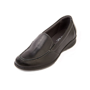 176 Suave Bell Black Casual Shoe size 4