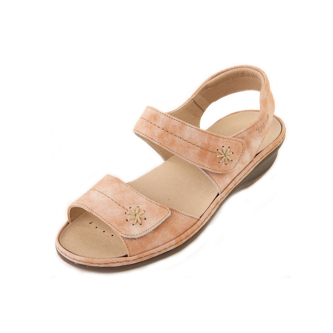 312 Suave Heidi Rose Ladies Sandal size 4