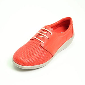 021 Footsoft Camilla Red Casual Shoe size 4