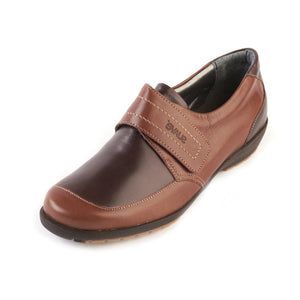 263 Suave Jenny Mocca/Coffee Casual Shoe size 4