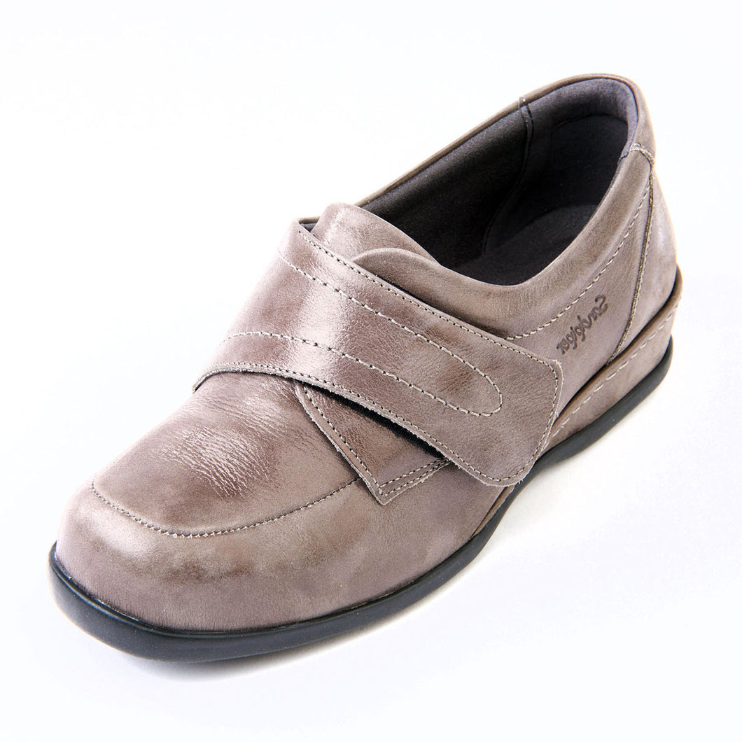 244 Sandpiper Wardale Grey Extra Wide Shoe size 4