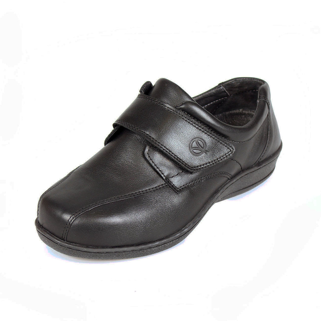 281 Sandpiper Extra Wide Zurich Velcro Casual Shoe size 4