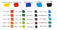 Krishna Inks  - Make Your own Color Kit