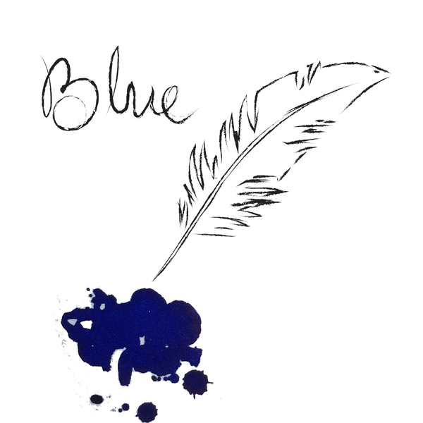 Blue (Lyrebird Series)