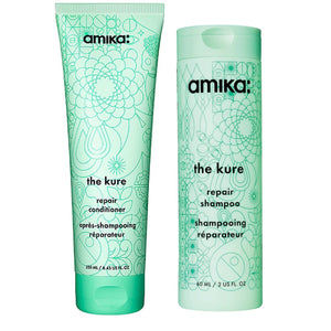 The Kure Shampoo and Conditioner
