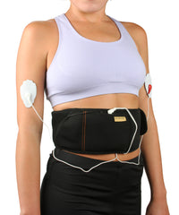 Digital Pulse Massager Belt Combo Set