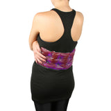 Back Pad - Purple