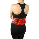 Back Pad - Red