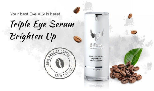 Triple Eye Serum- Brighten up