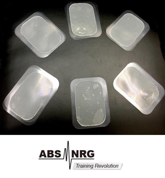 ABS NRG replacement pads - pack of 6