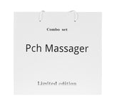 PCH 2 Digital Pulse Massager Black