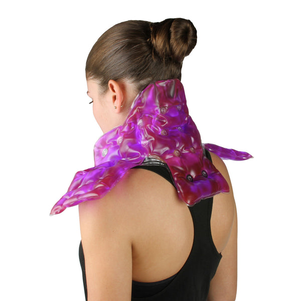 Neck & Shoulder Pad - purple