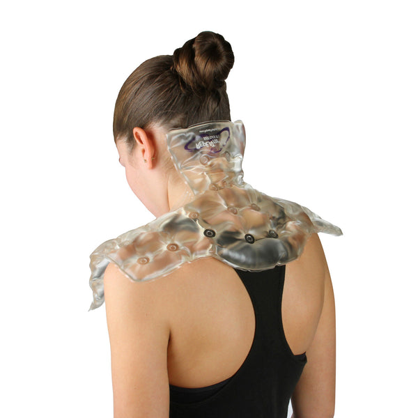Neck & Shoulder Pad - clear