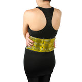 Back Pad - Yellow