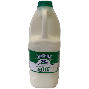 Milk Semi Skim 2 Litre northern ireland - Fruit2 Go