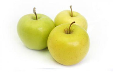 Golden Delicious Apples (4 Pack) northern ireland - Fruit2 Go