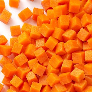 Diced Carrots 1kg northern ireland - Fruit2 Go