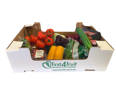 Fresh Salad Box northern ireland - Fruit2 Go