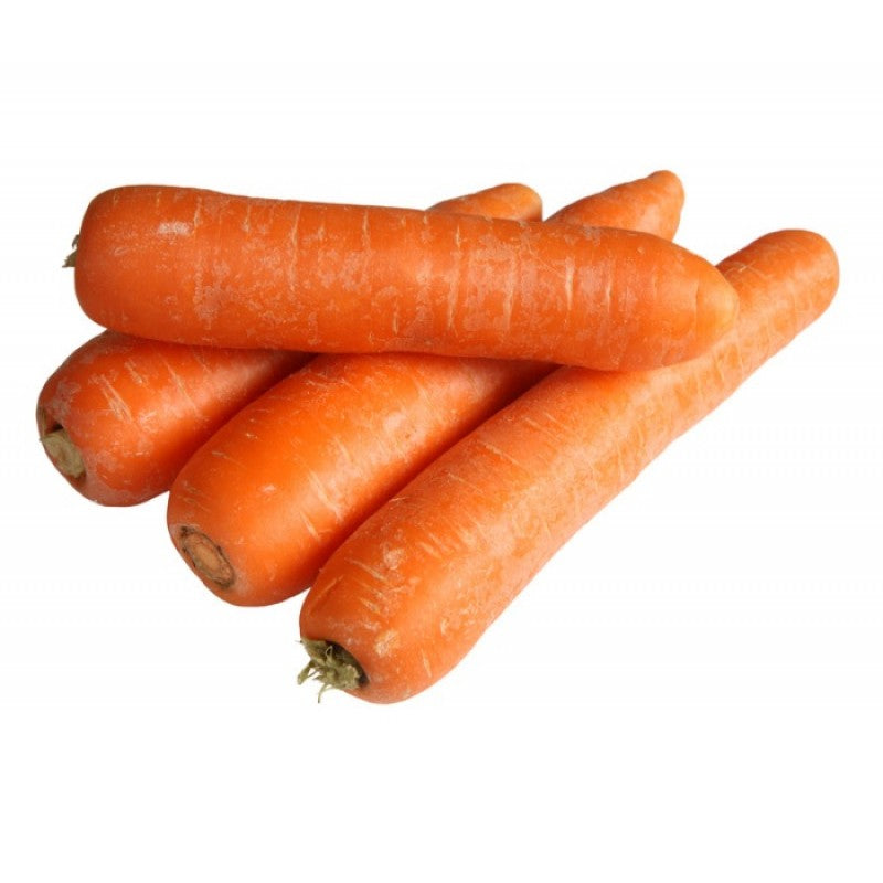 Carrots Washed 1Kg northern ireland - Fruit2 Go