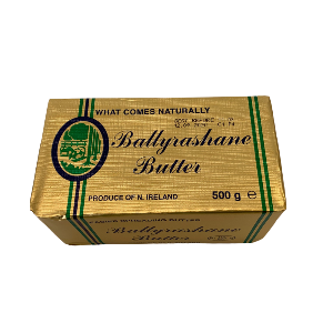 Ballyrashane Butter 500g northern ireland - Fruit2 Go