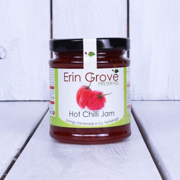 Hot Chilli Jam northern ireland - Fruit2 Go