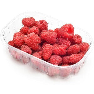 Raspberries 150g English northern ireland - Fruit2 Go